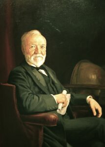 4 Business Leaders - Andrew Carnegie